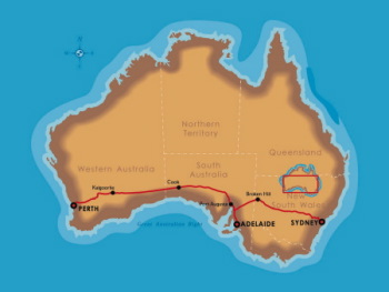 maps Indian Pacific 2